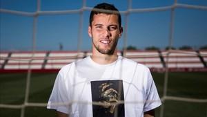 David Soria nuevo jugador del Getafe