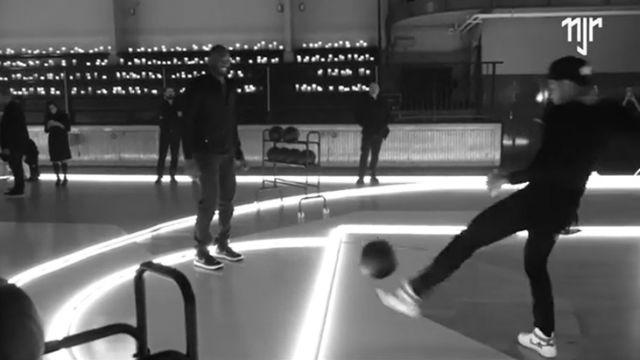 El día en que Neymar y Kobe compartieron cancha y deporte