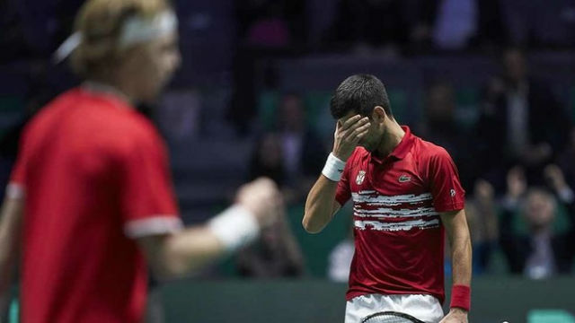 Djokovic: Esta derrota me duele mucho