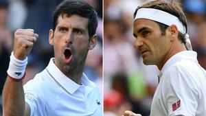 Djokovic-Federer, un clásico del tenis vive un nuevo episodio