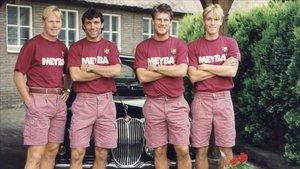 El Dream Team; Cruyff dio con la tecla con los fichajes