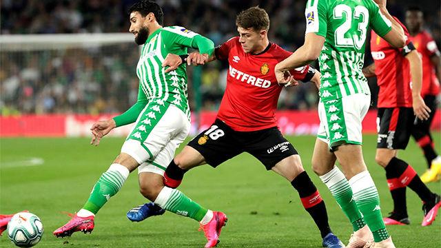 El empate loco entre el Betis y el Mallorca