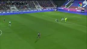 El error de Asier Riesgo que le costó un gol al Eibar ante Osasuna