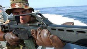 España continuará utilizando sus fusiles G36