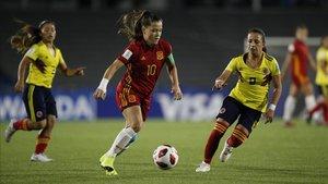 España sigue invicta en el Mundial Femenino Sub 17