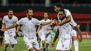 Fluminense ha conseguido cuatro victorias en el torneo