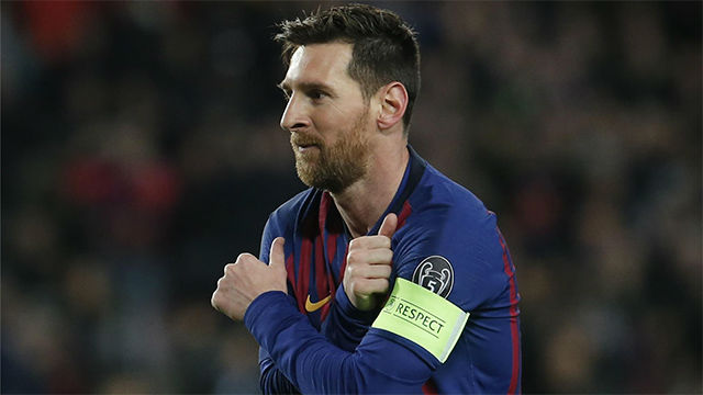¡God save the king, god save the king! Así narro la radio el gol a lo Panenka de Leo Messi