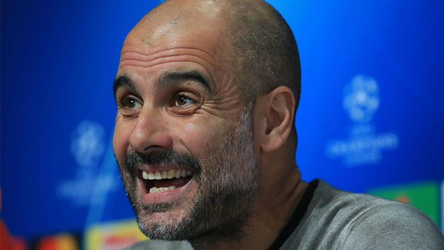 Guardiola: No he venido aquí al Manchester City para ganar la Champions