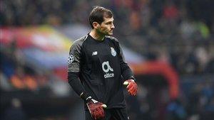 Iker Casillas amplía su leyenda y ya son 4 los récords conseguidos en Champions esta temporada
