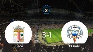 El Illueca se queda fuera de los playoff a pesar de ganar al El Palo (3-1)