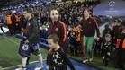 El increíble error en el banderín del Barça
