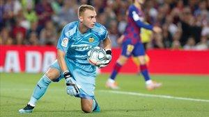 Jasper Cillessen puede regresar al Ajax