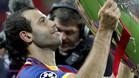 Javier Mascherano ha conquistado dos Champions League con la camiseta del Barça