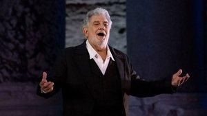 Karmele Marchante revela un episodio tenso con Plácido Domingo