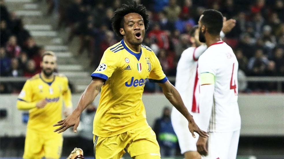 LACHAMPIONS | Olympiacos - Juventus (0-2)
