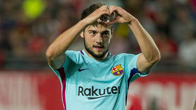 LACOPA | Murcia - FC Barcelona (0-3): Jose Arnaiz marcó en su debut con el primer equipo del Barça