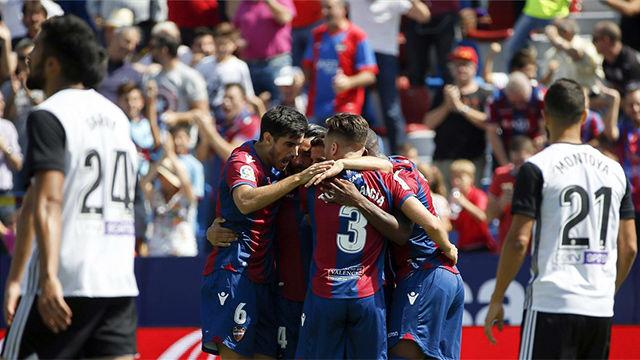LALIGA | Levante - Valencia (1-1)
