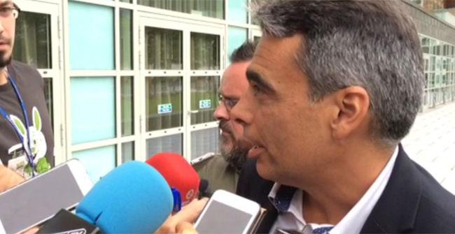 Las palabras de Soler sobre la marcha de Montoya y la llegada de un 9