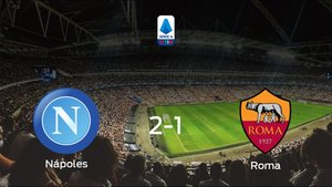 Los tres puntos se quedan en casa: Nápoles 2-1 AS Roma