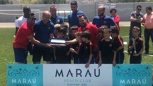 Más de 2500 jugadores/as estarán presentes en la Levante Cup 19
