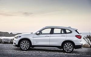El X1 es el más reciente de la gama X de BMW