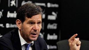 Mateu Alemany ya es historia del Valencia