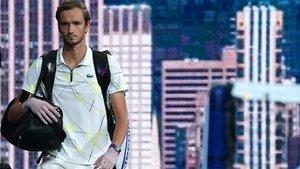 Medvedev jugará su primera final de Grand Slam en Nueva York