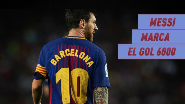 Messi, autor de goles históricos