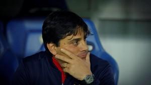 Montella debutó con un triunfo a tres días del derbi contra el Real Betis