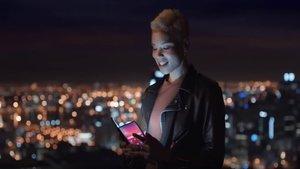 El móvil plegable de Samsung se deja ver