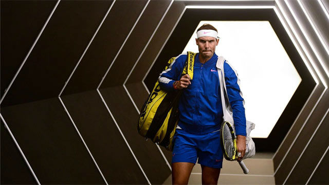 Nadal quiere participar en las Finales ATP