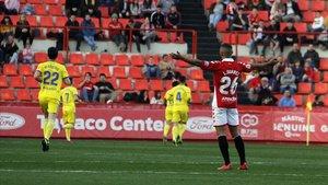 El Nàstic afronta partidos clave en liga