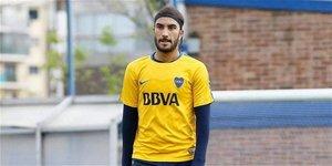 Pérez debutó a los 17 años en el fútbol colombiano