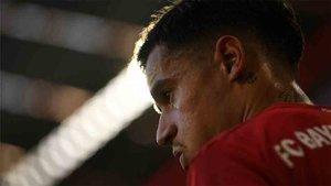 Philippe Coutinho no está teniendo el rendimiento esperado en el Bayern