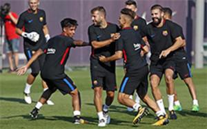 Pretemporada FC Barcelona 2017 / 2018