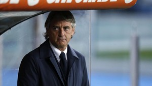 Roberto Mancini es el favorito para ocupar el banquillo del Leicester