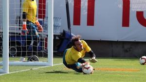 Roberto podría dejar el Espanyol en cuestión de horas