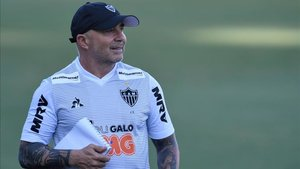 Sampaoli ya gana con el Atlético Mineiro
