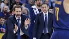 Sito Alonso tuvo unos meses movidos en el banquillo del Barça Lassa