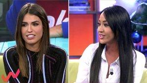 Sofía Suescun y Aurah Ruiz en plena batalla campal por Suso | Telecinco