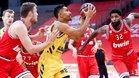 El último partido del Olympiacos en Euroliga fue ante el ALBA Berlín