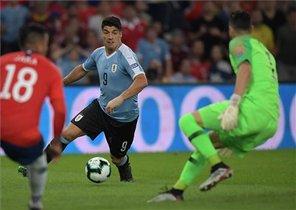 La Uruguay de Suárez se mantiene invicta en la competición