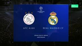 El video completo del polémico triunfo del Madrid ante el Ajax