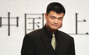 Yao Ming es uno de los nuevos ilustres miembros del Hall of Fame