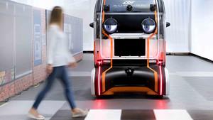 La marca inglesa apuesta por la movilidad autónoma.
