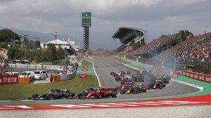 Gran Premio de España de Fórmula 1.