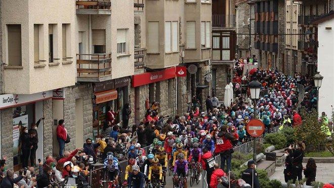 Horario y dónde ver en TV la Etapa 11 de la Vuelta a España