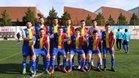 El FC Andorra ganó en Viladecans en el partido de la primera vuelta