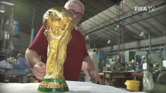 Así es el nuevo detalle de la Copa del Mundo