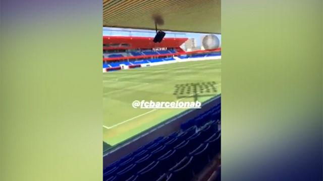 Así es por dentro el Estadi Johan Cruyff